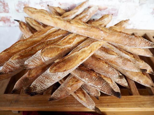 Bread flute
