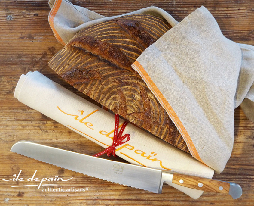 ile de pain - Artisan Bread Knife