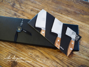 artisan knife packaging
